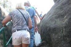 Łukasz Warzecha wyśmiał polskich turystów.