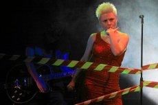 Maria Peszek gra koncert w Rybniku