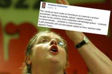 Krystyna Pawłowicz cieszy się, że dziś prokurator przemagluje Donalda Tuska.