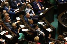 Sejm uchwalił nowelizację ustawy o Sądzie Najwyższym.