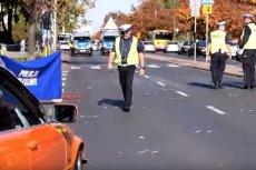 Policja przesłuchała kierowcę srebrnego samochodu, który był kluczowym świadkiem tragicznego wypadku przy ul. Sokratesa.