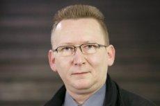Piotr Walentynowicz to trzeci kandydat w Gdańsku.
