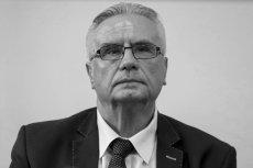 Janusz Dzięcioł miał 66 lat.