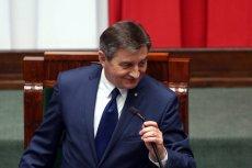 Marszałek sejmu Marek Kuchciński napisał, że wspiera WOŚP. Nie wszystkim się to spodobało