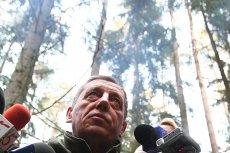 Dlaczego leśnicy kochają ministra Jan Szyszko? Bo rżnąć lasu się nie boi i bronił ich przed Donaldem Tuskiem.