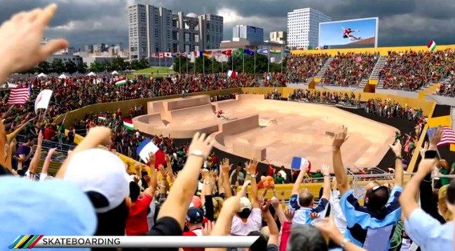 Skateboarding stał się dyscypliną olimpijską. Zadebiutuje w Tokio za 2 lata.