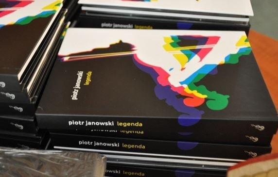 """Album """"Piotr Janowski. Legenda"""""""