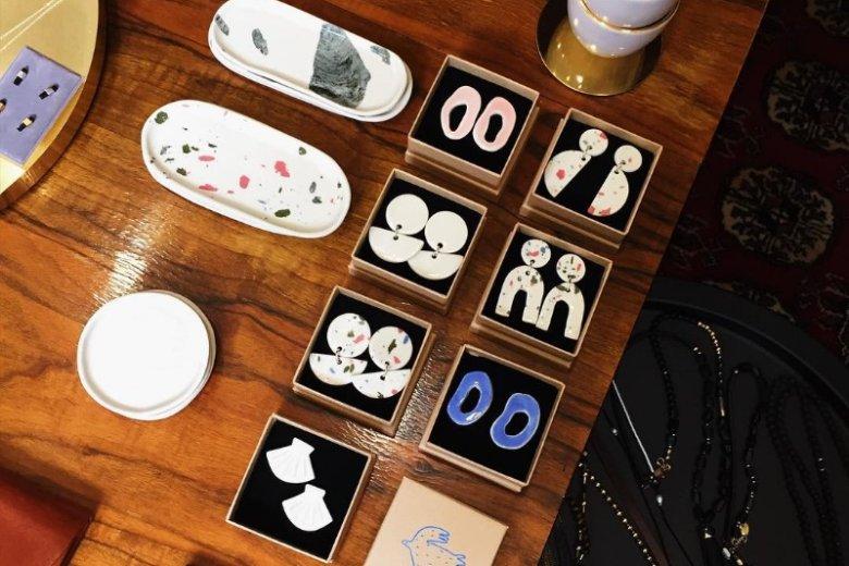 Oryginalne, ceramiczne kolczyki kupimy już od 60 zł