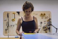 Maker Woman to zainicjowany przez Stowarzyszenie Robisz.to i Fundację Orange program, którego adresatem są pełne zapału kobiety wchodzące lub powracające na rynek pracy. Na zdjęciu Karolina Guzek, jedna z uczestniczek tego projektu
