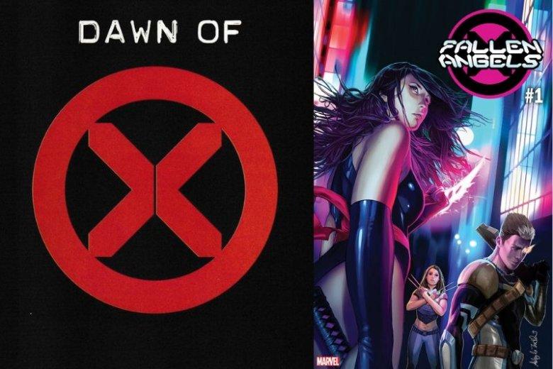 """Szymon Kudrański w ramach współpracy z Marvel Comics zilustruje serię """"Fallen Angels"""". Rozgrywający się w świecie X-Men tytuł będzie częścią pierwszej fazy """"Dawn of X"""", wielkiego projektu komiksowego, którego realizacja przewidziana jest na kilka lat."""
