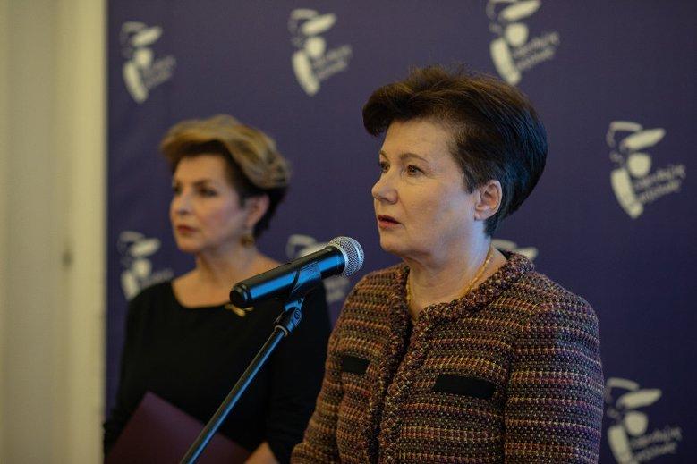 """Hanna Gronkiewicz-Waltz: """"Zgodnie z zapowiedzią, złożyliśmy zażalenie od decyzji sądu""""."""