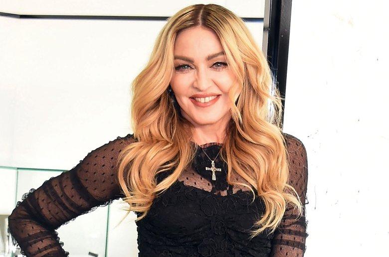 Madonna 2016 - ciągle świetna, prawda? A ten jej kontakt wzrokowy...
