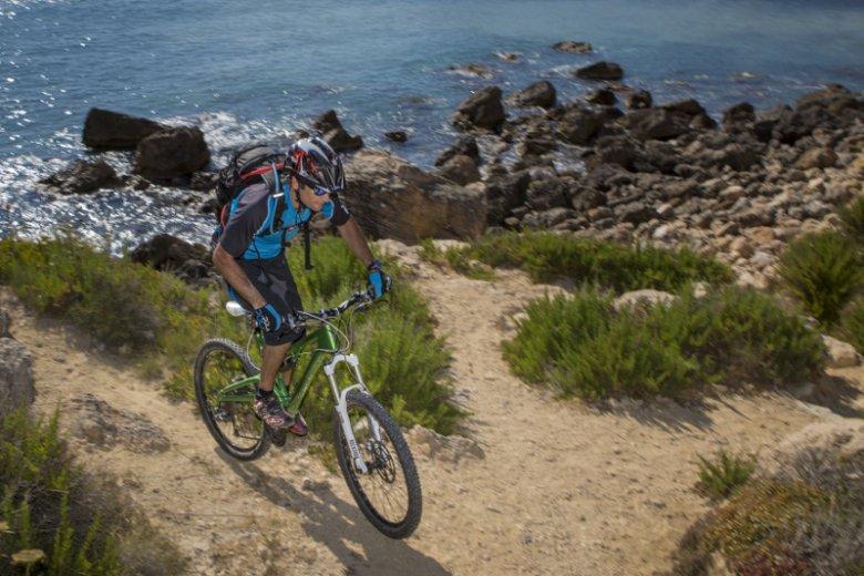 Rowerzystom Malta ma do zaoferowania dwie malownicze trasy