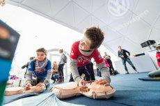 Umiejętność udzielania pierwszej pomocy to supermoc, której nie posiada wielu dorosłych