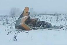 Rosyjski samolot rozbił się tuż po starcie z moskiewskiego lotniska. Na pokładzie było 71 osób.
