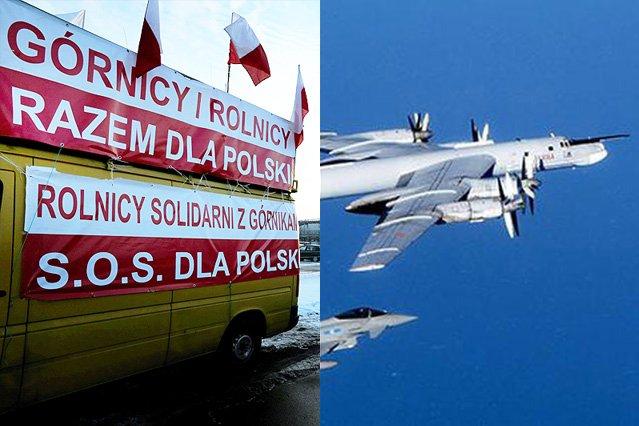 Związkowcy podpalają Polskę, gdy Kreml podpala Europę. Której sprawie rząd Ewy Kopacz powinien poświęcić teraz więcej uwagi?