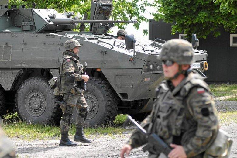 2 listopada ruszyły w Polsce największe od lat manewry NATO.