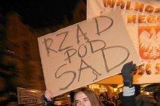 Szykuje sięogólnopolski protest studentów. (Zdjęcie pochodzi z 2012 roku i jest jedynie ilustracją do tekstu).