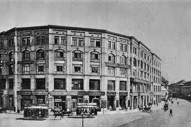 Oryginalny budynek Pasażu