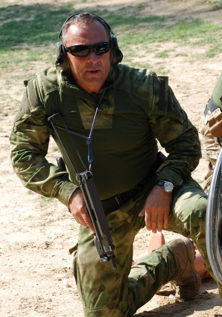 Major Arkadiusz Kups