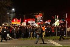 Demonstracje Pegidy odbywają się w Dreźnie od 2014 roku.