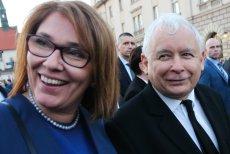 Beata Mazurek wypowiedziała się na temat rzekomej emerytury politycznej Jarosława Kaczyńskiego.