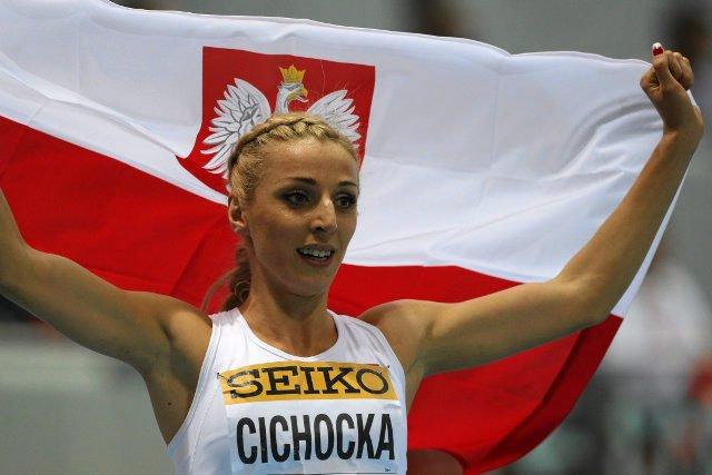 Angelika Cichocka, złoty medal w Amsterdamie