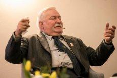 Lech Wałęsa wywołał burzę, która może w niego uderzyć.