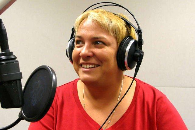 """Dr Marzena Mazur, psycholog biznesu, autorka audycji """"Strefa Szefa"""" w TOK FM, ekspertka Kongresu Kobiet"""