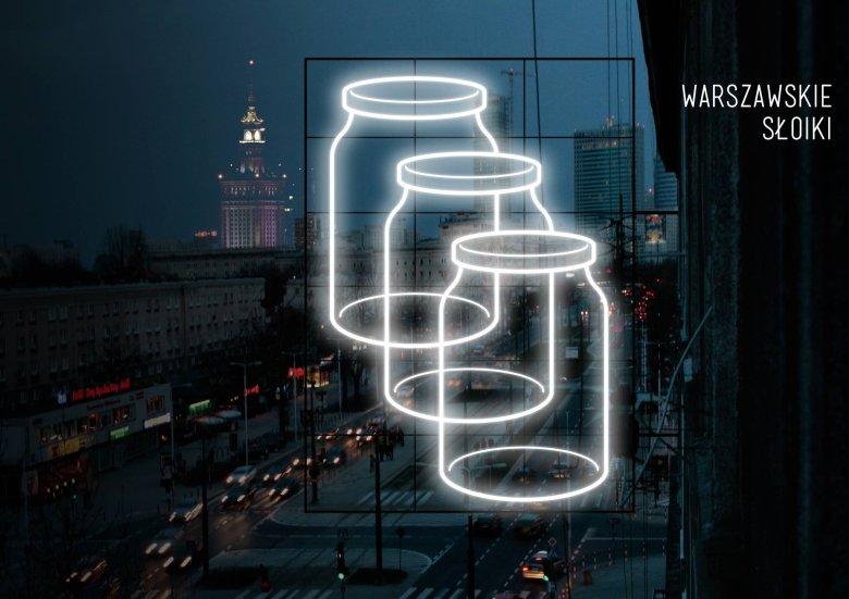 Projekt warszawskiego neonu. który zwyciężył w internetowym konkursie wzbudził wiele kontrowersji.