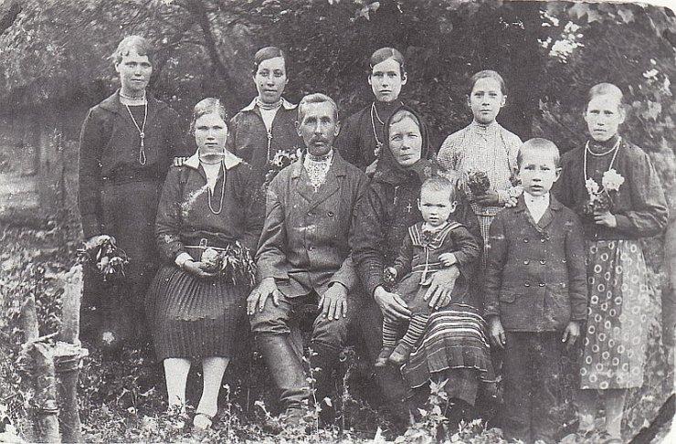 Franciszka (córka), Anastazja (córka), Stanisław (syn), Marianna. Wszyscy zginęli.