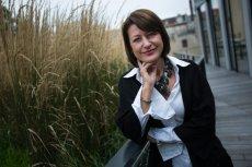 Dr Marta Mazurek na co dzień dba w Poznaniu o równouprawnienie kobiet i mężczyzn.
