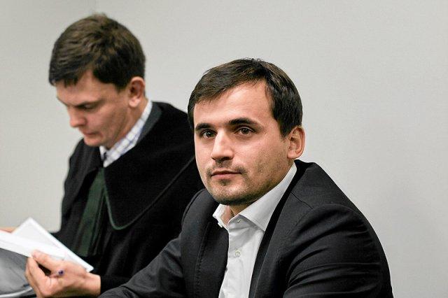 Marcin Dubieniecki w Okręgowej Radzie Adwokackiej