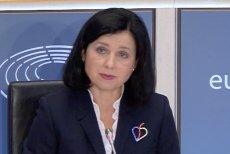 Czeska komisarz Věra Jourová zamierza zająć się sprawą mediów publicznych w Polsce.