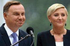 Andrzej i Agata Dudowie znają się już od prawie 30 lat.