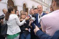 Włodzimierz Czarzasty  stwierdził, że Grzegorz Schetyna w czwartek przestał być liderem opozycji.