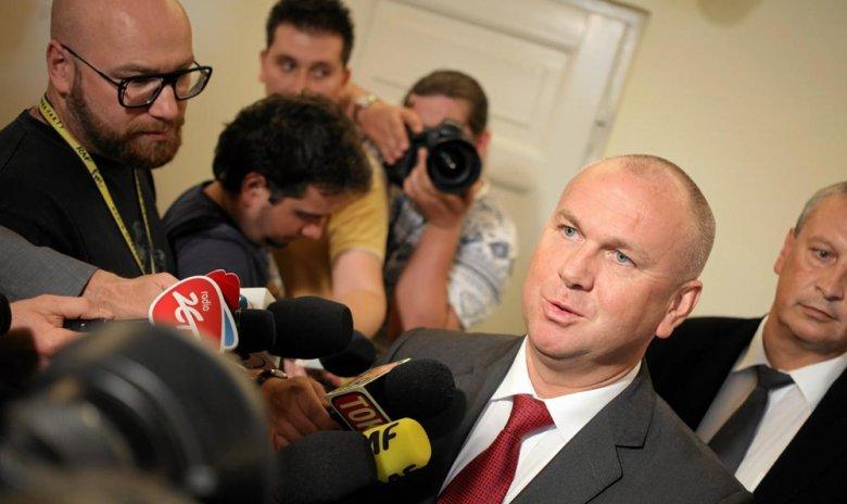 Czy CBA kierowane przez Pawła Wojtunika wzięło udział w rozgrywce o władzę?