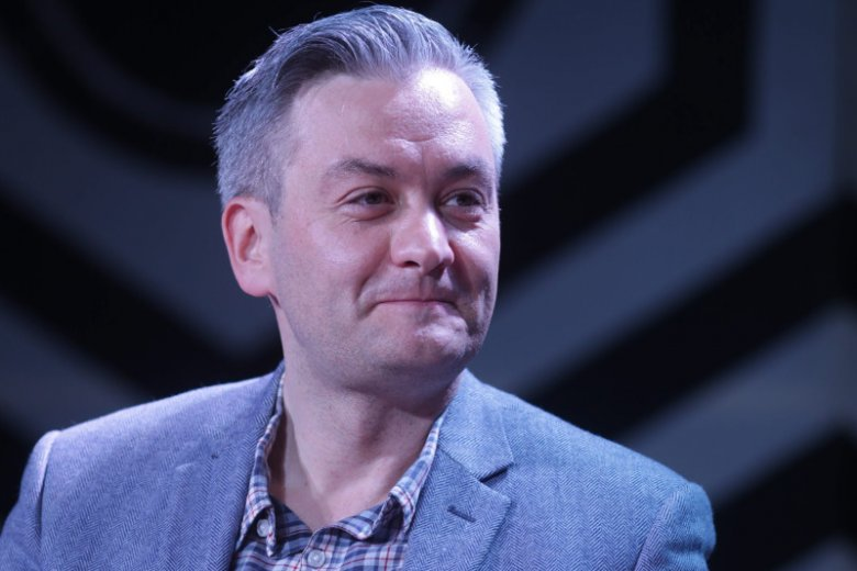 """Robert Biedroń zadeklarował, że powalczy o prezydenturę Polski, jeśli Jarosław Kaczyński """"wkurzy go już tak, że nie będzie mógł wytrzymać""""."""