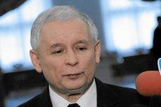 Jarosław Kaczyński dostał prezenty od górników. Sprawę opisał na Twitterze europoseł Ryszard Czarnecki.