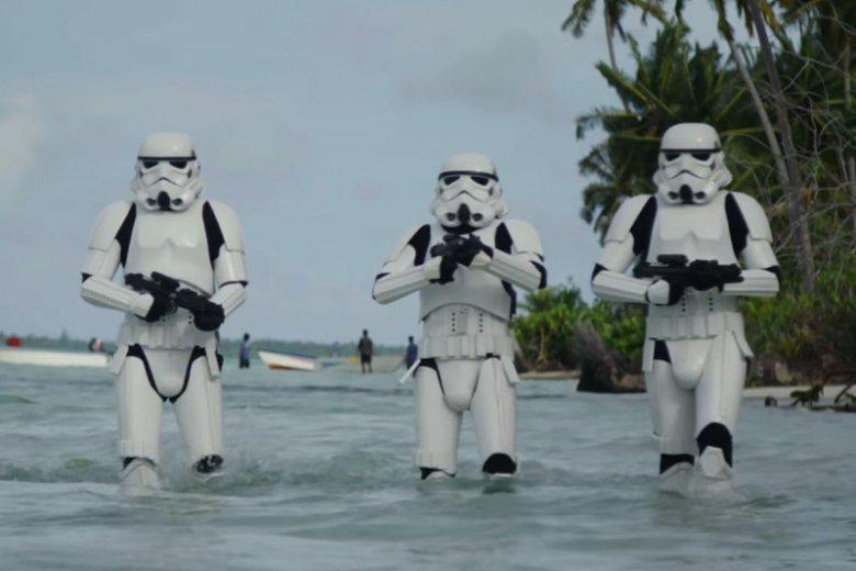 """Szturmowcy nie są jedynymi znajomymi, jakich zobaczymy w nowym spin-offie """"Gwiezdnych wojen""""."""