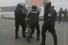 W mieście Nowi Sanżary w środkowej Ukrainie doszło do zamieszek z powodu przyjazdu poddanych kwarantannie osób z Wuhan.