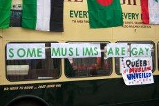 Muzułmańscy homoseksualiści na Pride 2011