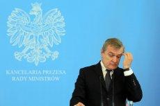 Robert Mazurek przeprasza ministra Glińskiego tak, że ten pewnie już tego żałuje.