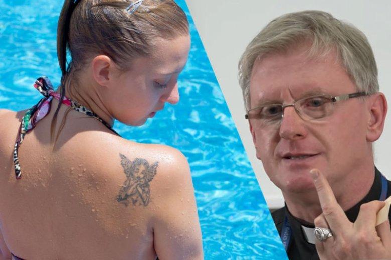 Masz Dziary Według Księdza Piotra Glasa Poprzez Tatuaż