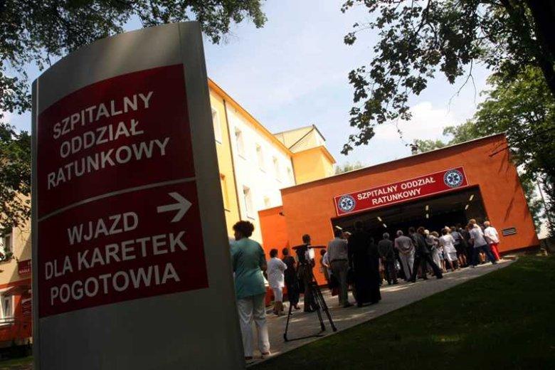 Lekarz w Szpitalu Wolskim czekał, aż zawał u pacjenta… sam przejdzie.