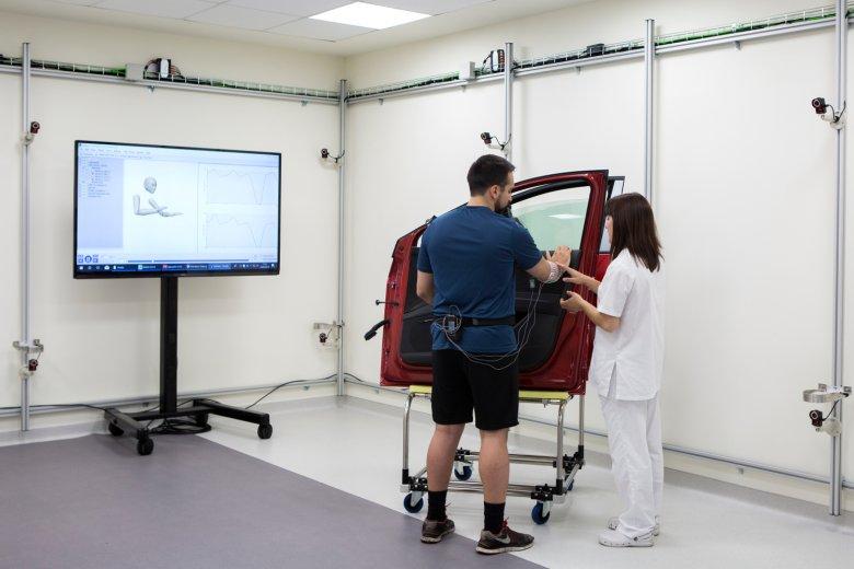 Kamery, czujniki, specjaliści  – a wszystko w trosce o zdrowie pracowników.