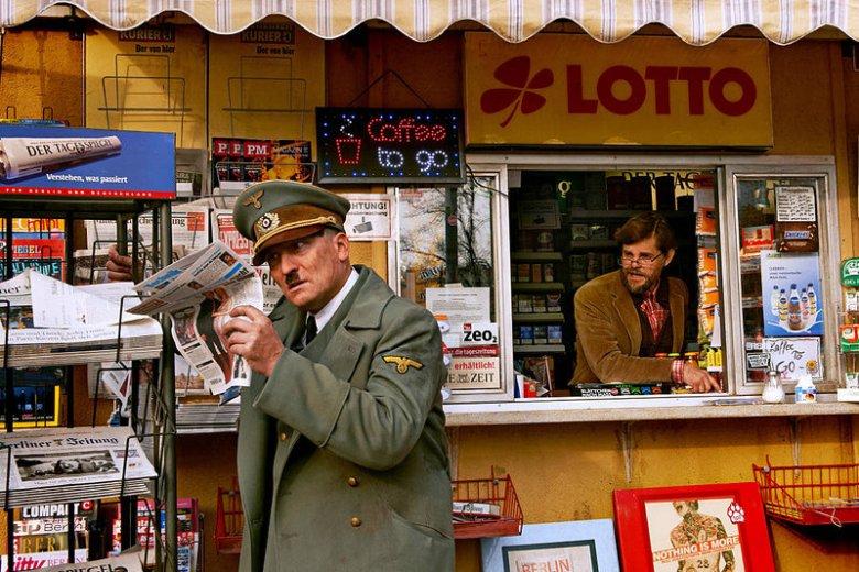 Nadchodzi Era Popnazizmu Komedia Z Hitlerem Bije Rekordy