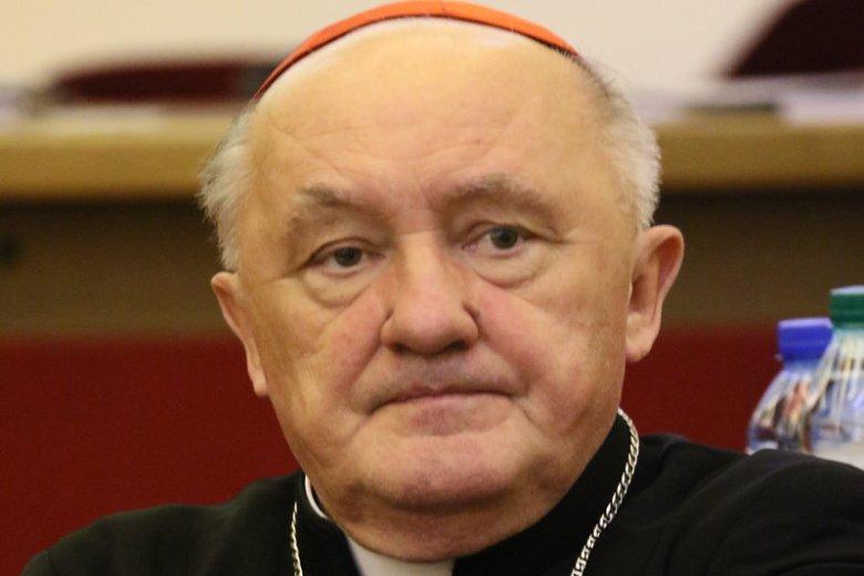 Metropolita warszawski skomentował sprawę księdza Olejniczaka.
