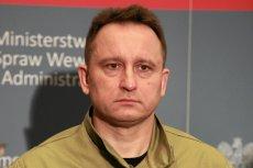 Tomasz Miłkowski zrezygnował z funkcji szefa Służby Ochrony Państwa - podało biuro prasowe MSWiA.