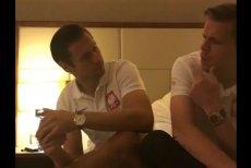 Krychowiak i Szczęsny ten film musieli nagrać jeszcze przed meczem z Czarnogórą. I całe szczęście, że tuż po meczu mogli go zamieścić na Twitterze.